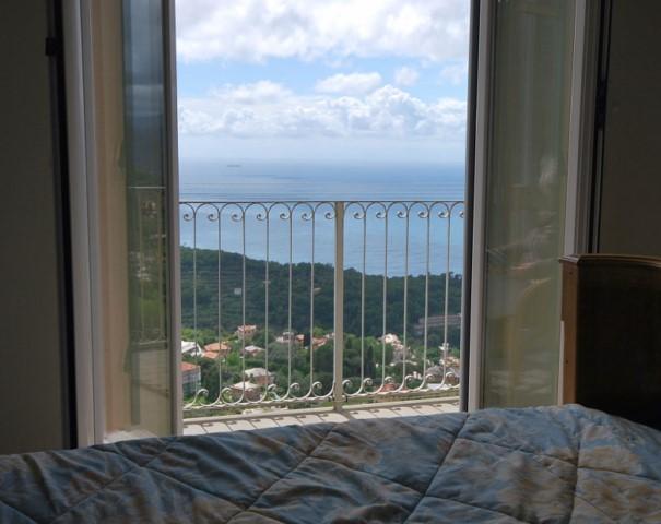 ocean view /door from master bedroom