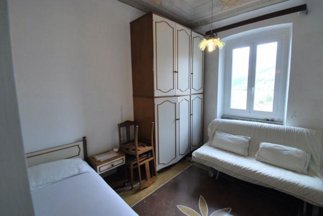 Schlafzimmer # 3 mit kleinen Bett / Doppelschlafcouch