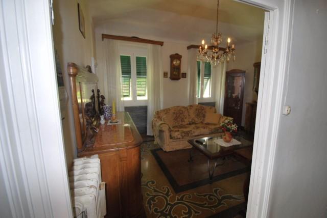 Wohn-Stil Zimmer circa1900'