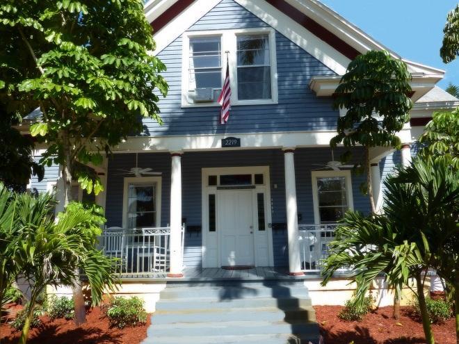 Villa with apartment Sanibel