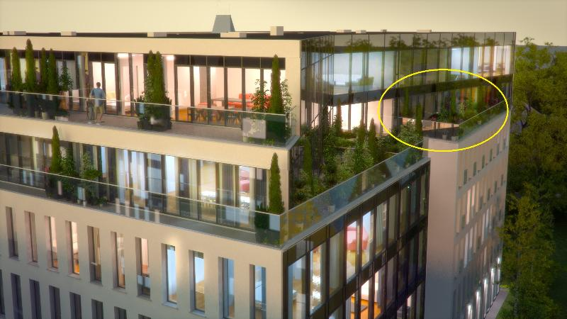 Center of Tallinn, ultramodern, brand new, 27m2 te, Ferienwohnung in Tallinn