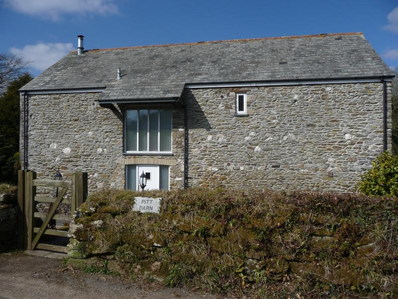 Reception is at Pitt Barn, the second barn on the right as you come down the country lane.