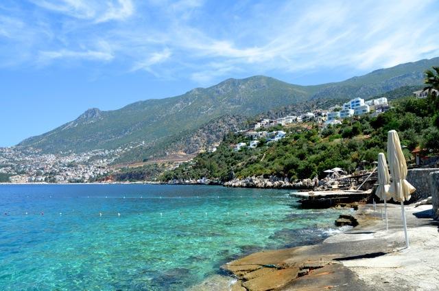Safe swimming & snorkeling just below the Villa!