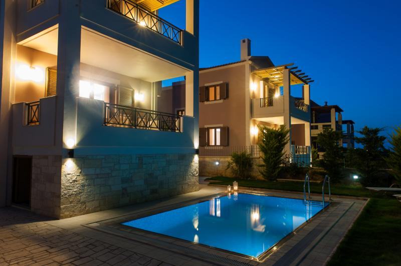 Exterior View-Private swimming pool