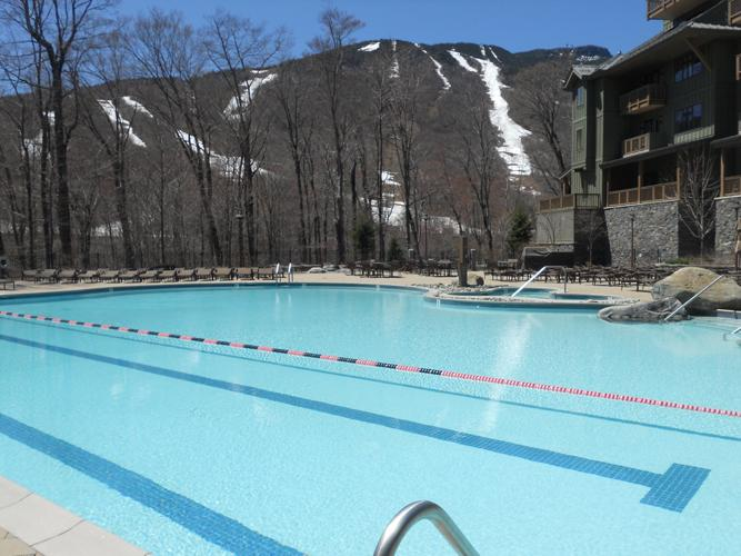 Olympic Pool at Resort - 1 min from home