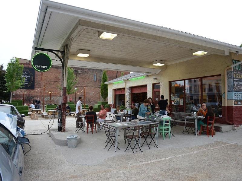 Garage Bar - artisan eats and craft beers in NULU