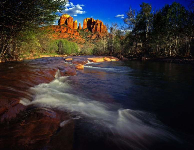 Amazing Red Rocks and tranquil Oak Creek