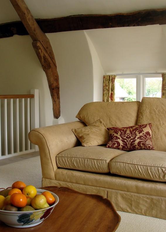 Greengage living room