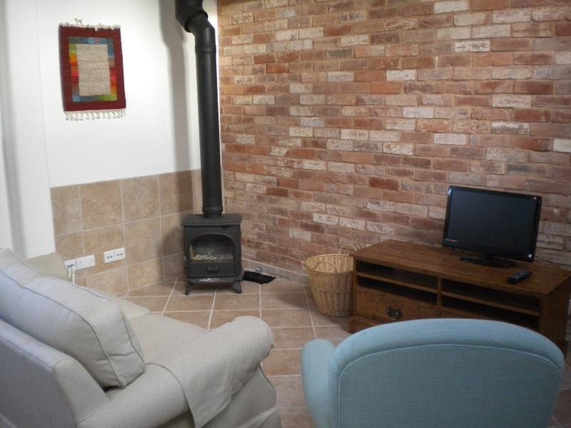 Lime Cottage lounge