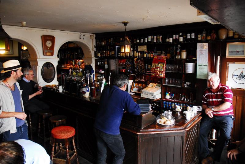 O'Dowds Bar and Restaurant 1 minute away