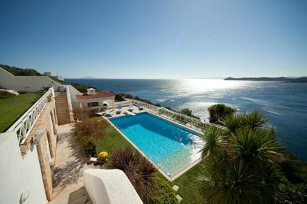 Marathon Villa in Greece with private pool, vacation rental in Marathon
