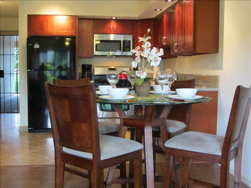 Dine in luxury with newly remodeled Kitchen.