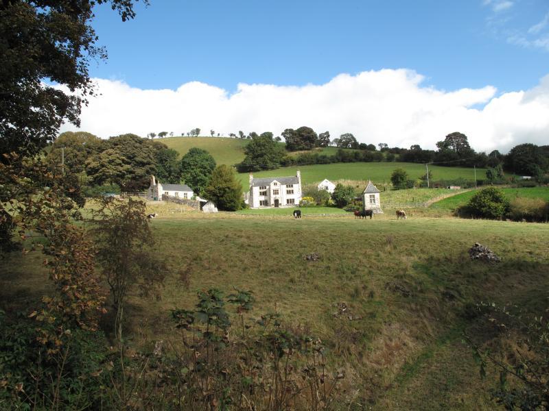 General view of Plas Pennant