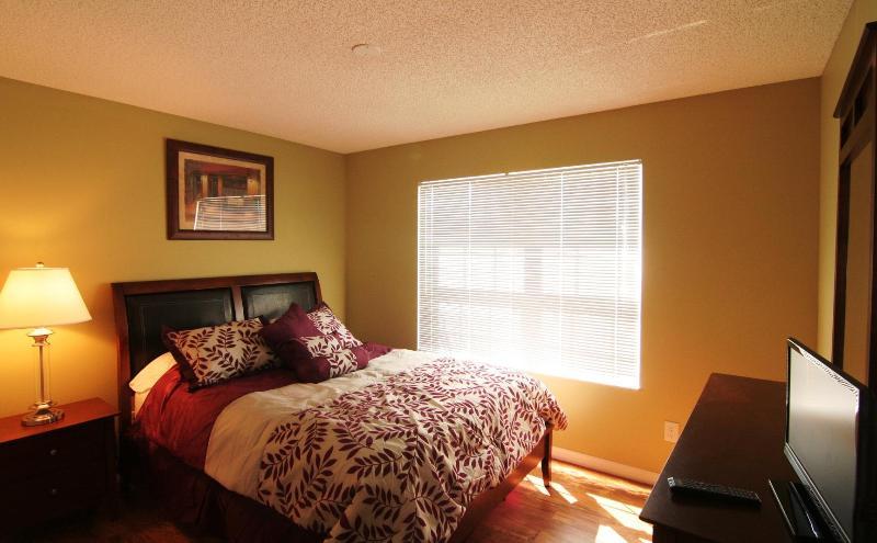 Queen slaapkamer 1