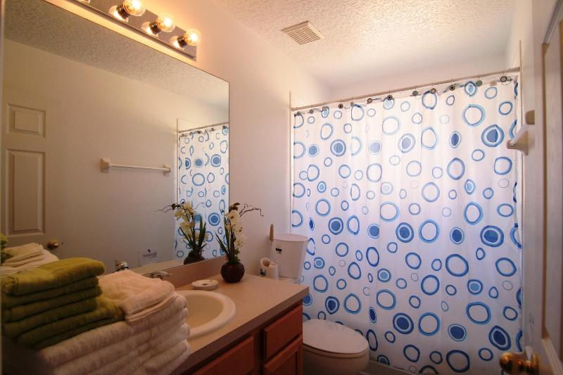 Bovenverdieping badkamer