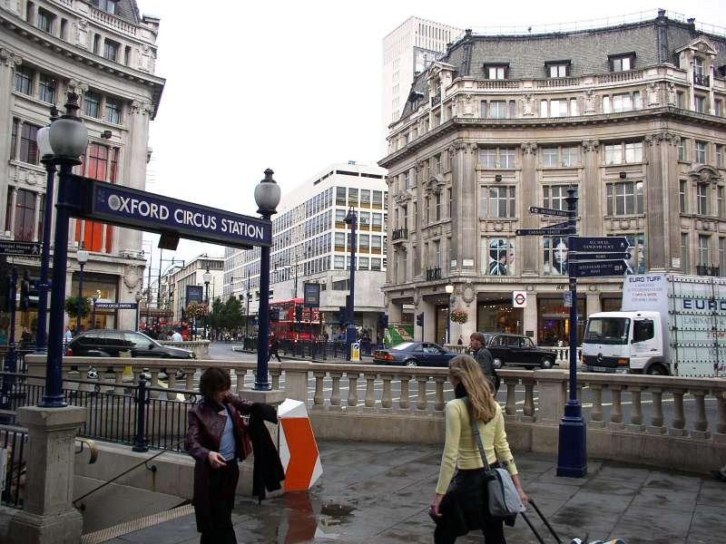 Oxford Circus - 12mins from Apartment
