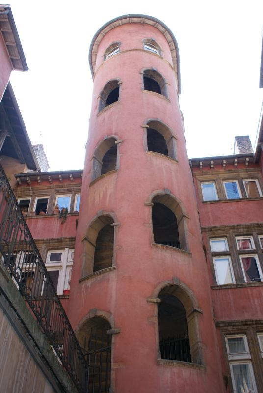the Rose Tower