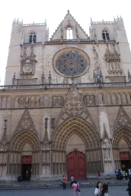 the Cathedral of St John