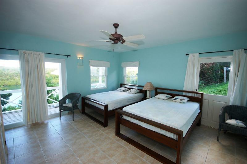 Bedroom 2 - 2 4ft 6inch beds