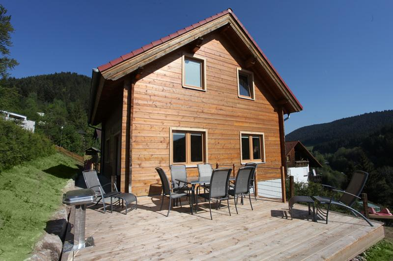 Holiday home Fronwald Black Forest with Wellness, location de vacances à Lossburg