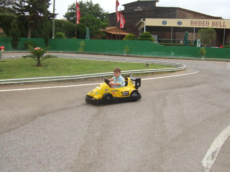 local go carting park within 5 mins