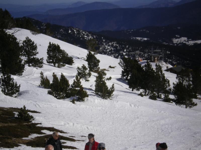 Formiguères Snowshoe walking