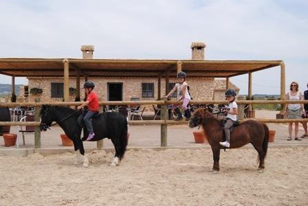 La Tasca restuarant and equestrian center