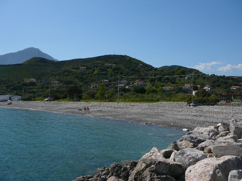spiaggia 'Crocifisso' 150 m on foot