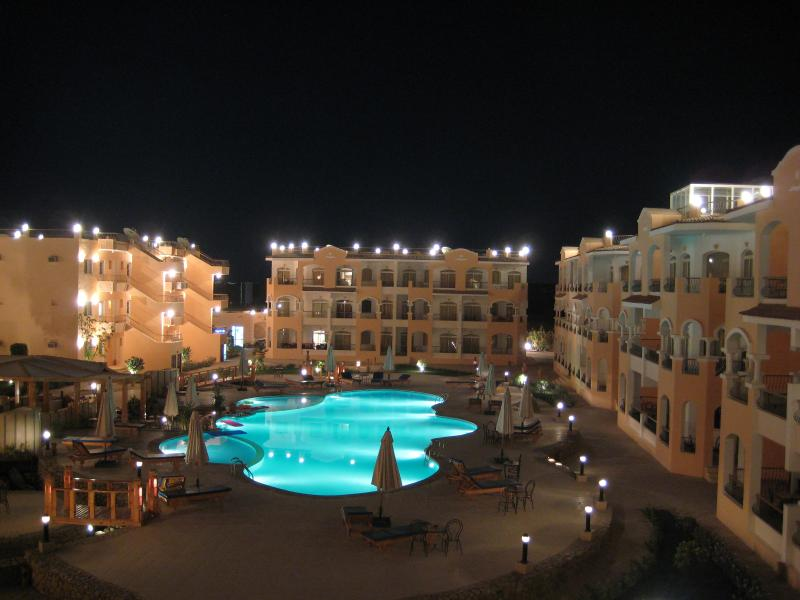 Egyptian Experience - evening view
