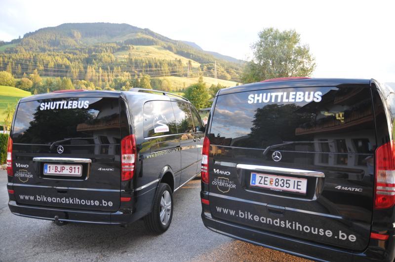 Shuttlebusses to Natrun & Aberg