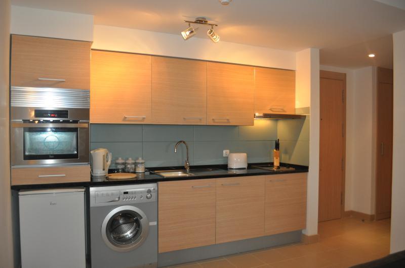 Wohnung Einbauküche