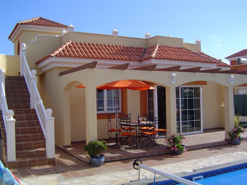 Villa Georgianna, holiday rental in Caleta de Fuste