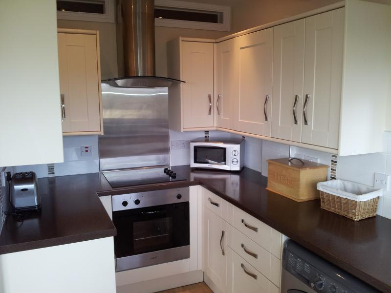 Internal view of kitchen