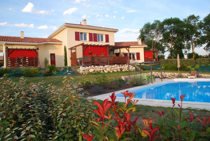 Les Soeurettes: L' Aînée, vacation rental in Aubiet