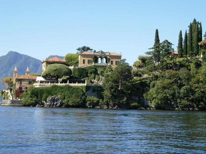 Villa Balbianello, foto turistica