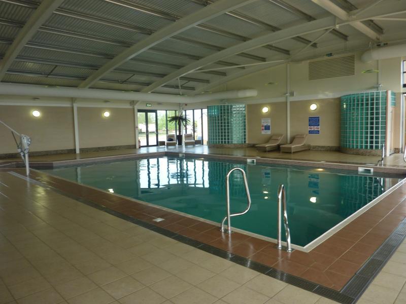New Idoor Swimming Pool
