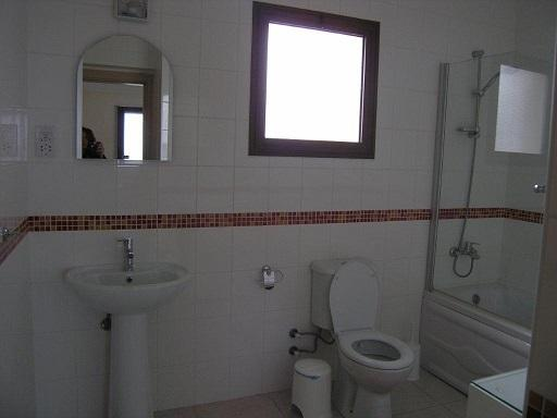 separate family bathroom