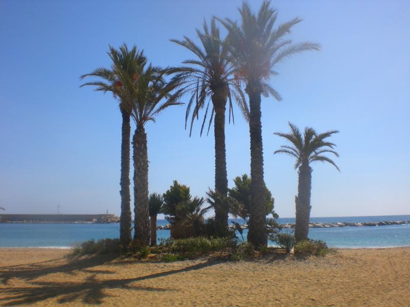 Beach at Garrucha (2km from apartment)