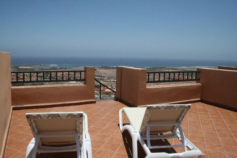 Sunny Roof Terace - Amazing views