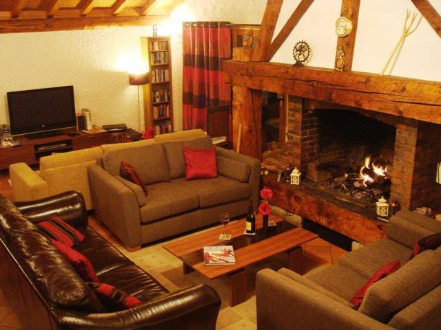 Chalet Epicea Lounge