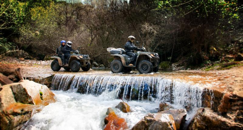 excursions on a quad bike we can organize for you