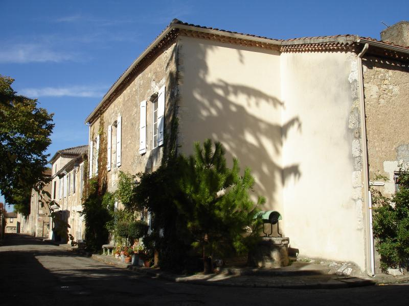 La Residence, just off the main square of this thriving village