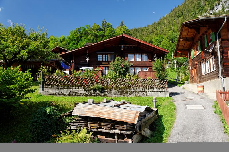 Chalet Daheim, vacation rental in Gsteigwiler