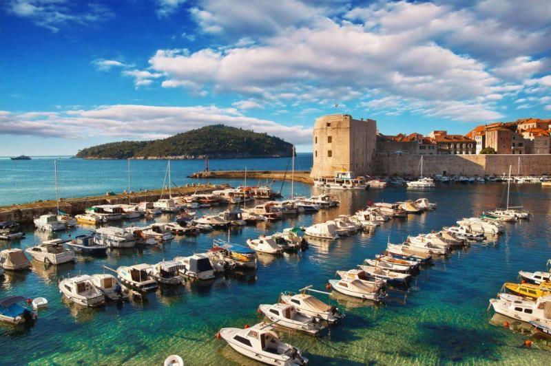 Dubrovnik and Porporela