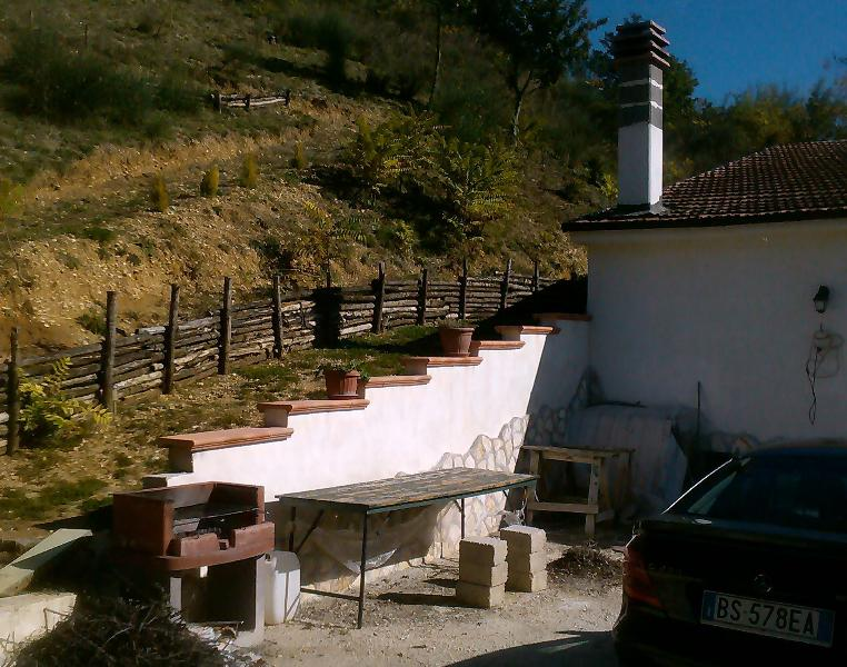 casa, holiday rental in Gagliano Aterno