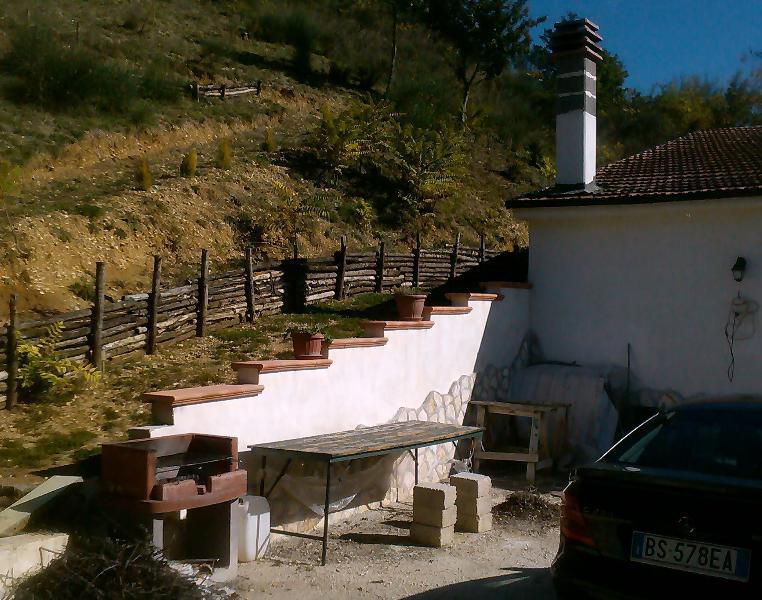 casa, vacation rental in Celano
