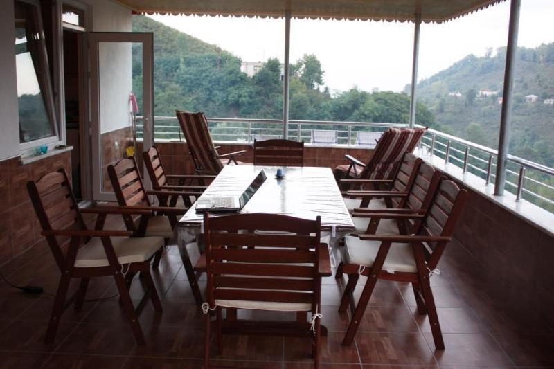 40 m² zum Entspannen und Feiern