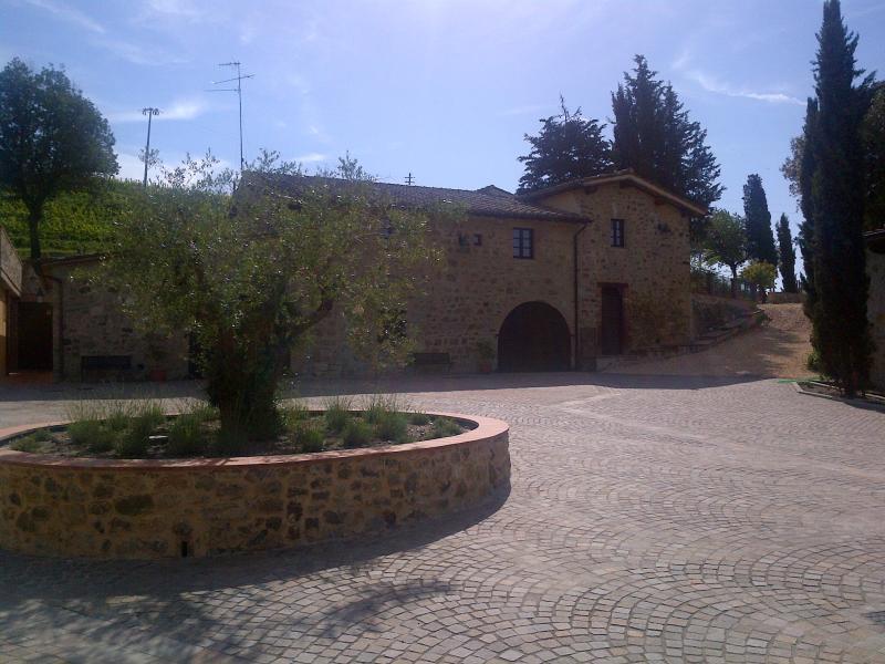 Agriturismo Bonacchi - Rosso, Ferienwohnung in Tavernelle