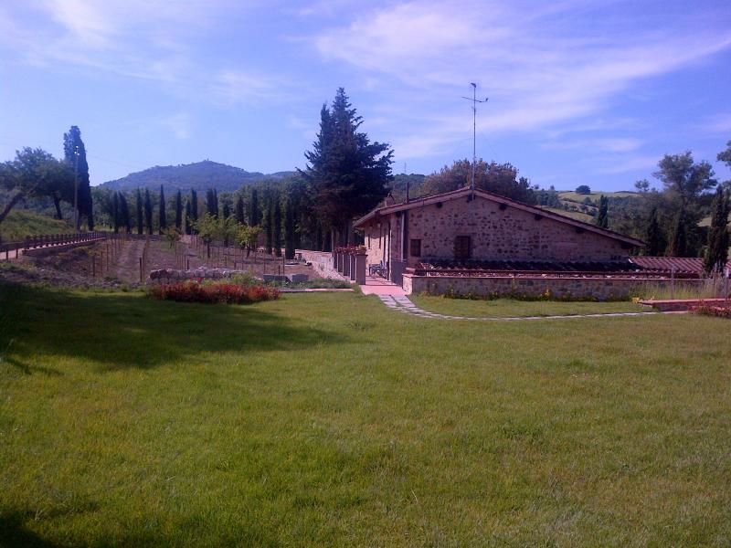 Agriturismo Bonacchi-Brunello, vacation rental in Montalcino