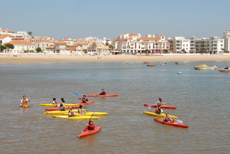Kayaks, Jet Ski's, Pedalos, wind-surfing - all available to hire locally.